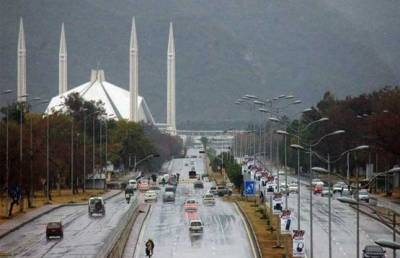 محکمہ موسمیات نے پیر سے بارش، پہاڑوں پر برفباری کی پیشگوئی کردی