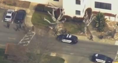 کیلیفورنیا: مسلح شخص نے 3یرغمالیوں کو قتل کرکے خودکشی کرلی