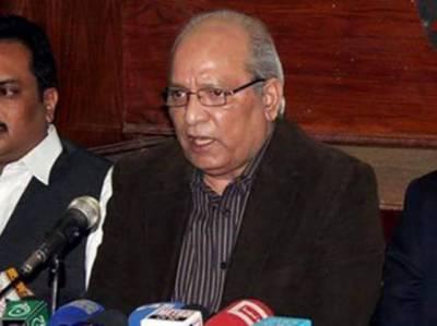 چئیرمین سینیٹ کے لیے مسلم ن کودیگرجماعتوں کی حمایت کے ساتھ ساتھ اکثریت بھی حاصل ہے: مشاہد اللہ خان