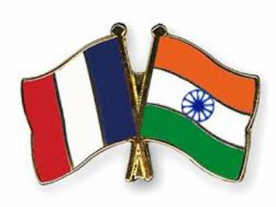 فرانس اور انڈیا کے درمیان دفاعی معاہدہ طے پا گیا،ایک دوسرے کے جنگی جہازوں کے لیے اپنے بحری اڈے کھول دیں گے