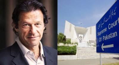سپریم کورٹ:عمران خان کیخلاف توہین عدالت کی درخواست دوبارہ سماعت کیلئے مقرر