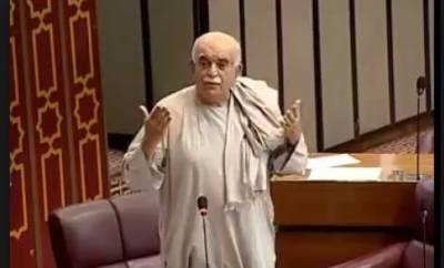 سینیٹ انتخابات کے بعد پاکستان کی بربادی کی بنیاد رکھ دی گئی ہے:محمود خان اچکزئی