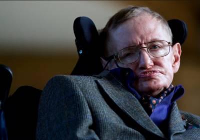 برطانوی سائنسدان اسٹیفن ہاکنگ76 برس کی عمرمیں انتقال کرگئے