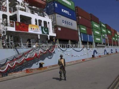 گوادر پورٹ بندرگاہ کے منافع سے نو فیصد پاکستان کو ملے گا جبکہ باقی 91فیصد چین کا ہوگا: جعفر اقبال