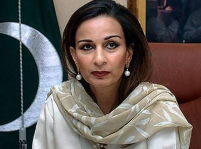 پاکستان پیپلز پارٹی نے شیری رحمان کو سینیٹ میں اپوزیشن لیڈر نامزدکردیا