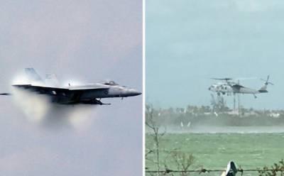امریکا میں جیٹ طیارہ گرکر تباہ، دونوں پائلٹ ہلاک