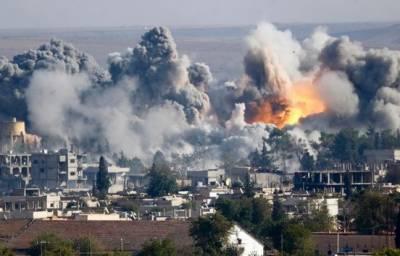 مشرقی غوطہ میں بشارالاسد اور اتحادی فورسز کی جانب سے بمباری کا سلسلہ جاری