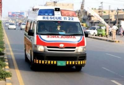 لاہور: واپڈا ٹاؤن میں مکان کے سرونٹ کوارٹر میں آتشزدگی,میاں بیوی اور2بچے جھلس کر جاں بحق