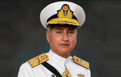 سربراہ پاک بحریہ ایڈمرل ظفر محمود عباسی کی ویسٹرن فلیٹ کمانڈر سے ملاقات,دو طرفہ تعلقات پر تبادلہ خیال