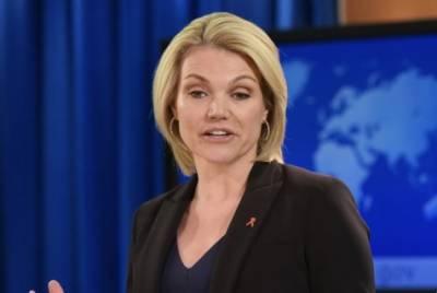امریکا نے پاکستان سے ڈومور کی رٹ برقرار رکھتے ہوئے مزید اقدامات کا مطالبہ کردیا