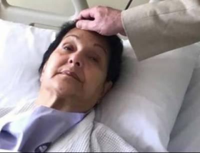 نواز شریف کی اہلیہ بیگم کلثوم نوازکی طبیعت مسلسل خراب ہورہی ہےجس کی وجہ سے شریف خاندان شدید پریشانی کا شکار ہے