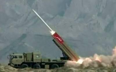پاکستان نے چین سے جدید ملٹی ٹریکنگ میزائل سسٹم خرید لیا