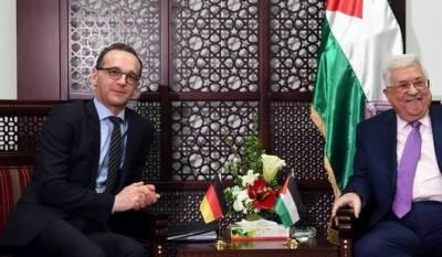 اسرائیل فلسطین تنازع,جرمن حکومت دو ریاستی حل کی حمایت کرتی رہے گی:جرمن وزیر خارجہ