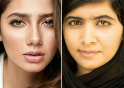 ماہرہ خان کا ملالہ کو پاکستان آمد پر خوش آمدید