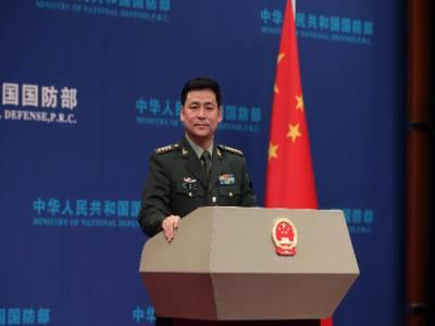 پاکستان کے ساتھ اعلی سطح پر دفاعی اور فوجی تبادلوں اور تعاون کو برقرار رکھاجائے گا،چین