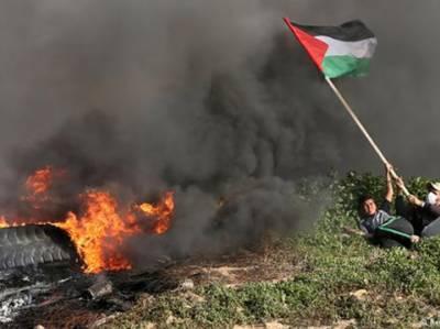 چھ ہفتوں کا احتجاج: اسرائیلی فائرنگ سے آٹھ فلسطینی شہید اور 350 زخمی