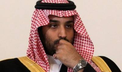 امریکی فوج کی شام میں موجودگی ضروری ہے:سعودی ولی عہد