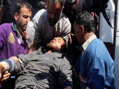 پاکستان کی مقبوضہ کشمیر میں نہتے کشمیریوں کی شہادت پر شدید مذمت