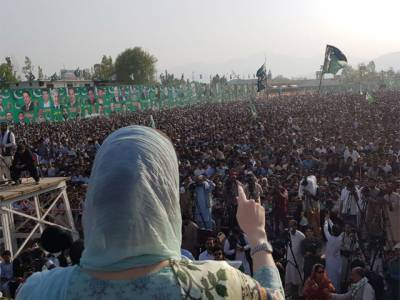 الزام خان کی حکومت نے کے پی کے میں کچھ نہیں کیا، انتقامی فیصلوں کے احترام کی توقع نہ رکھی جائے، مریم نواز