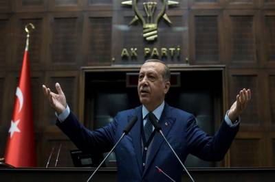 ترک صدر نے نیتن یاہو کو بزدل لیڈر اور اسرائیل کو دہشتگردملک قرار دیدیا