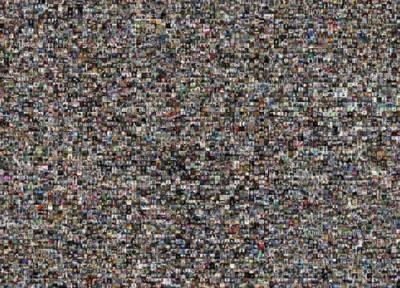 شام میں جاں بحق 99 ہزار افراد کی تصاویر اجتماعی صورت میں جاری