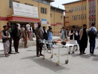 افغانستان ؛قندوز میں مدرسے پر بمباری، جاں بحق افراد کی تعداد 150 ہوگئی