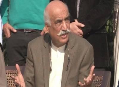 اداروں نے پرانے کھیل میں حصہ ڈالا تو ملک سے وفا نہیں ہوگی: خورشید شاہ