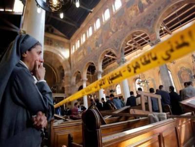 مصر: چرچ حملوں کے 36 ملزمان کو سزائے موت سنا دی گئی