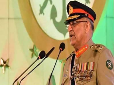 پاکستان کے دشمن کبھی کامیاب نہیں ہونگے, فاٹا میں امن قائم ہوا ہی تھا کہ نئی تحریک شروع ہوگئی:آرمی چیف