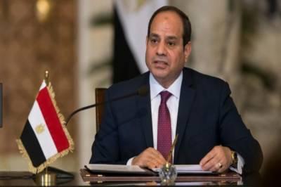 مصر: ایمرجنسی کی مدت میں تین ماہ کی توسیع ،کرفیولگانے کی مدت بھی بڑھا دی