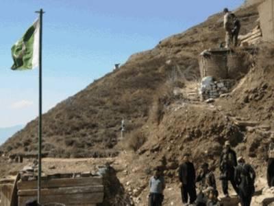 افغانستان سے پاکستانی حدود میں فائرنگ ، 2 سیکیورٹی اہلکار شہید، 5 زخمی; صورتحال میں بہتری کے لئے عسکری سطح پر رابطہ جاری ہے، آئی ایس پی آر