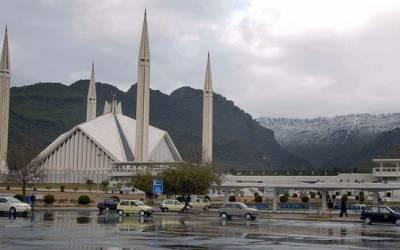 ملک کے بیشتر علاقوں میں بارشیں،موسم خوشگوار