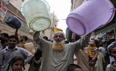 کراچی کا پانی کہاں گیا؟سربراہ واٹرکمیشن نے ایم ڈی واٹر بورڈ کو فوری طلب کرلیا