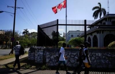 کینیڈا نے ہوانا سے اپنے سفارتکاروں کو واپس بلالیا