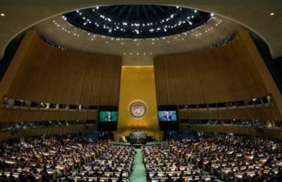 پاکستان غیر سرکاری تنظیموں کی اقوام متحدہ کمیٹی اور یونیسف ایگزیکٹو بورڈ کیلئے دوبارہ منتخب
