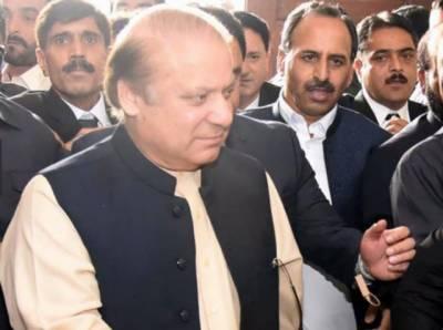 ملک سب کا ہے اور سب کے یکساں حقوق ہیں,تقاریر پر پابندی کے فیصلے صرف پاکستان میں آتے ہیں: نوازشریف