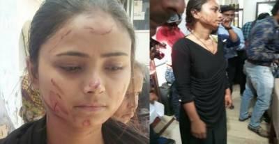 بھارتی وزیراعظم سے بہادری ایوارڈ لینے والی مسلم لڑکی پر حملہ