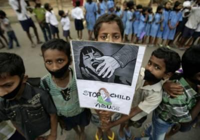 بھارت میں بچوں سے زیادتی پر سزائے موت،آرڈننس منظور