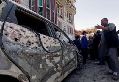 افغانستان :ووٹر رجسٹریشن مرکز میں دھماکا ،12 افراد ہلاک ،درجنوں زخمی