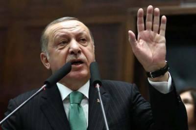 امریکا اور اس کے اتحادی کردوںکو اسلحہ فراہم کر رہے ہیں :ترک صدر