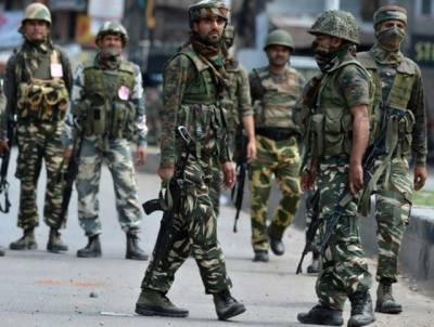 مقبوضہ وادی میں بھارتی فورسز کی ریاستی دہشت گردی کی تازہ کارروائی، 4 نوجوانوں کو شہیدکر دیا