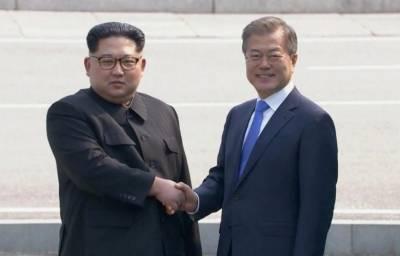 شمالی اور جنوبی کوریا کے صدور کے درمیان تاریخی ملاقات
