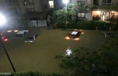 مشرقِ وسطی اور شمالی افریقا کے ممالک میں غیر متوقع شدید بارشیں اور طوفان