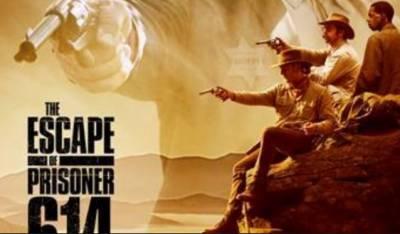"""کرائم فلم """"دی اسکیپ آف پریزنر614"""" سینماﺅں میں ریلیز کردی گئی"""