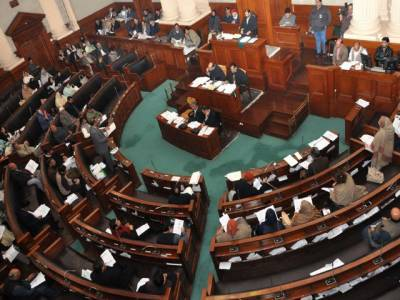 پنجاب اسمبلی میں صوبے بھر کے عارضی ملازمین کو مستقل کرنے کا بل منظور، ڈیڑھ لاکھ سے زائد ملازمین کو فائدہ ہو گا،اپوزیشن کا احتجاج