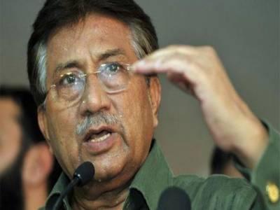 مجھے عدالتوں میں جانے میں کوئی تکلیف نہیں, ملک میں آکر سامنا کروں گا:مشرف