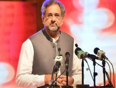 تمام سیاسی جماعتیں فاٹا کو قومی دھارے میں لانے کیلئے سنجیدہ ہیں: وزیر اعظم شاہد خاقان عباسی