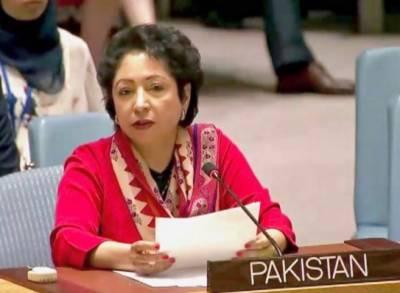پاکستان کا سلامتی کونسل میں غیرمستقل ارکان بڑھانے پر زور