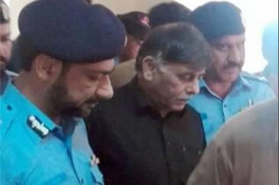 نقیب قتل کیس:راؤ انوار کے گھر کو ہی سب جیل قرار دے دیا گیا