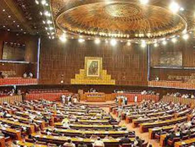 قومی اسمبلی میں خواتین سے متعلق غیر مناسب الفاظ کے خلاف مذمتی قرارداد منظور